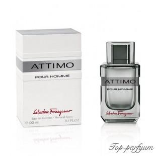 Salvatore Ferragamo Attimo pour Homme (Сальваторе Феррагамо Аттимо пур Хом)