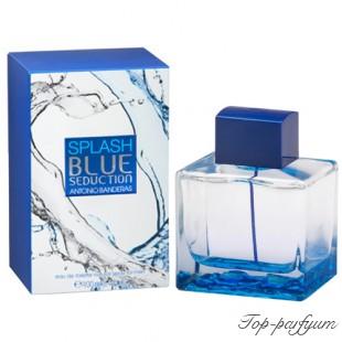 Antonio Banderas Splash Blue Seduction (Антонио Бандерас Сплеш Блю Седакшн)