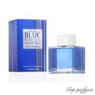Antonio Banderas Blue Fresh Seduction (Антонио Бандерас Блю Фреш Седакшн)