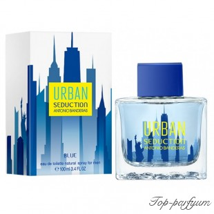 Antonio Banderas Urban Seduction Blue (Антонио Бандерас Урбан Седакшн Блю)