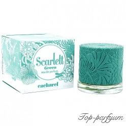 Cacharel Scarlett Green design (Кашарель Скарлетт Грин Дизайн)