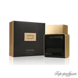 Calvin Klein Euphoria Men Liquid Gold (Кельвин Кляйн Эйфория Мен Ликвид Голд)