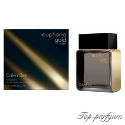 Calvin Klein Euphoria Gold Men Limited Edition (Кельвин Кляйн Эйфория Голд Мен)