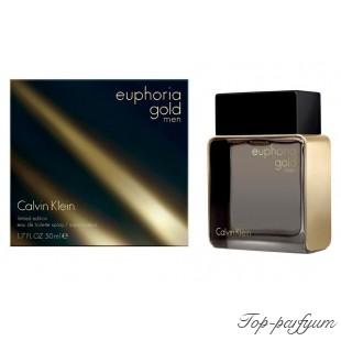 Calvin Klein Euphoria Gold Men Limited Edition (Кельвин Кляйн Эйфория Голд Мен)