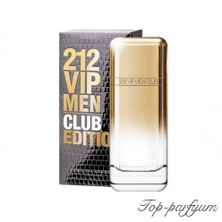 Carolina Herrera 212 VIP Men Club Edition (Каролина Эррера 212 ВИП Мен Клаб Эдишен)