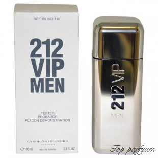 Carolina Herrera 212 Vip Men (Каролина Херрера 212 вип Мен)