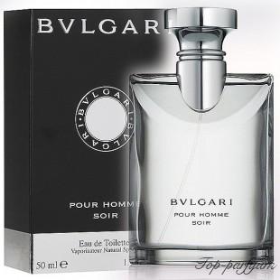 Bvlgari Pour Homme Soir (Булгари пур Хом Сойр)