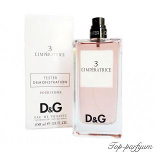 Dolce & Gabbana 3 L`Imperatrice (Дольче Габбана 3 Императрица)