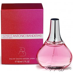 Antonio Banderas Spirit For Woman (Антонио Бандерас Спирит Фо Вумен)