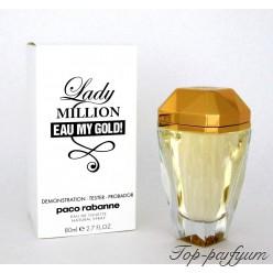 Paco Rabanne Lady Million eay My Gold (Пако Рабанне Леди Миллион май Голд)