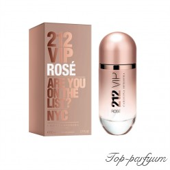 Carolina Herrera 212 VIP Rose (Каролина Эррера 212 ВИП Роуз)