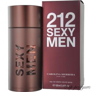Carolina Herrera 212 Sexy Men (Каролина Эррера 212 Секси Мен)
