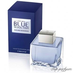 Antonio Banderas Blue Seduction (Антонио Бандерас Блю Седишен)