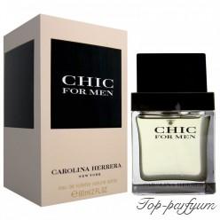 Carolina Herrera Chic For Men (Каролина Эррера Шик фо Мен)