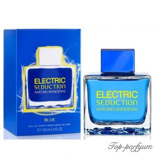 Antonio Banderas Electric Blue Seduction for Men (Антонио Бандерас Электрик Блю Седакшн фо Мэн)