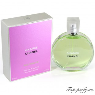 Chanel Chance Eau Fraiche (Шанель Шанс О Фреш)