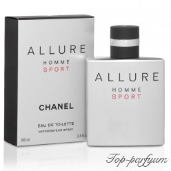 Chanel Allure Homme Sport (Шанель Аллюр Хом Спорт)