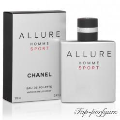 Chanel Allure Homme Sport (Шанель Аллюр Хом Спорт)