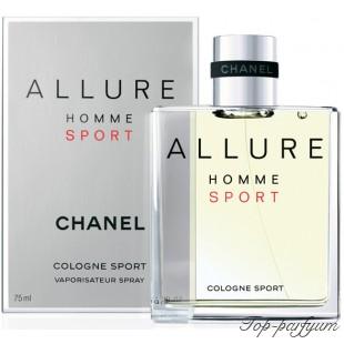 Chanel Allure Homme Sport Cologne (Шанель Аллюр Хом Спорт Колоне)