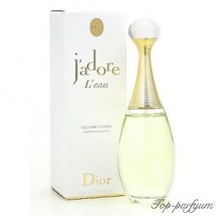 Christian Dior J adore L eau (Кристиан Диор Жадор Лью)