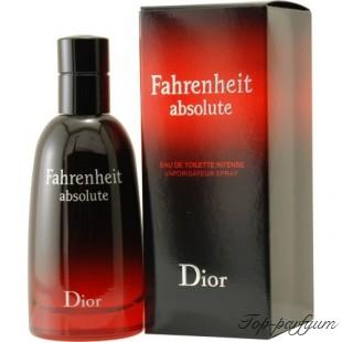 Christian Dior Fahrenheit Absolute (Кристиан Диор Фаренгейт Абсолют)
