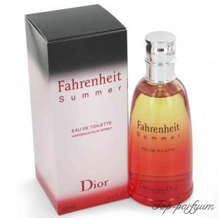 Christian Dior Fahrenheit Summer (Кристиан Диор Фаренгейт Саммер)