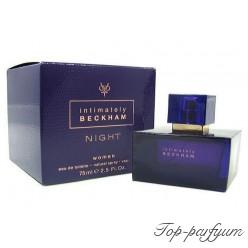 David Beckham Intimately Night (Дэвид Бэкхем Интимейтли Найт)