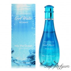 Davidoff Cool Water Into The Ocean for Women (Давидофф Инто Оушен фо Вумен)
