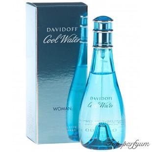 Davidoff Cool Water Woman (Давидофф Кул Ватер Вумен)