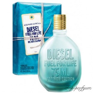 Diesel Fuel For Life Summer Edition pour Homme (Дизел Фьюэл фо Лайф Саммер Эдишен пур Хом)