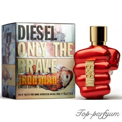 Diesel Only The Brave Iron Man (Дизель Онли зе Брейв Айрон Мен)
