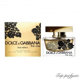 Dolce & Gabbana The One Lace Edition (Дольче и Габбана Зе Ван Лэйс Эдишен)