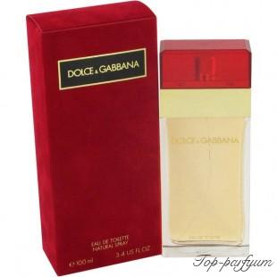 Dolce & Gabbana Red (Дольче и Габбана Ред)