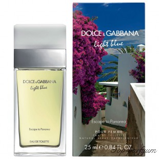 Dolce&Gabbana Light Blue Escape to Panarea (Дольче Габбана Лайт Блю Эскейп то Пананрея)