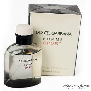 Dolce & Gabbana Homme Sport (Дольче и Габбана Хом Спорт)