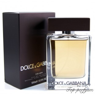 Dolce & Gabbana The One for Men (Дольче и Габбана Зе Ван фо Мен)