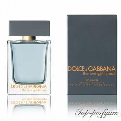 Dolce & Gabbana The One Gentleman (Дольче и Габбана Зе Ван Джентельмен)