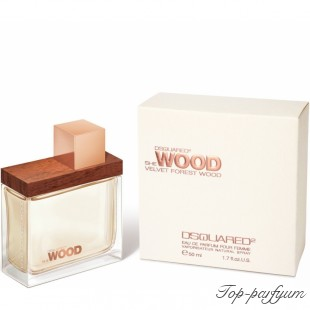 Dsquared2 She Wood Velvet Forest Wood (Дискваред2 Ши Вуд Вельвет Форест Вуд)