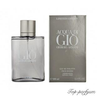 Armani Acqua di Gio pour Homme Limited Edition (Армани Аква ди Джио пур Хом Лимитед Эдишн)