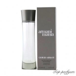 Armani Mania Men (Армани Мания Мэн)