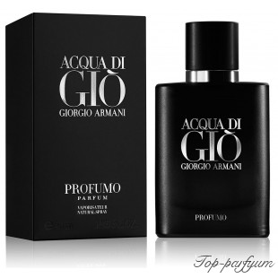 Giorgio Armani Aqua di Gio for Men Black (Джорджио Армани Аква ди Джио Блэк)
