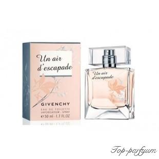 "Givenchy Un Air d""Escapade (Живанши Ун Аир деЭскапад)"
