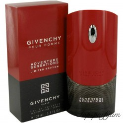 Givenchy Pour Homme Adventure Sensations (Живанши Пур Хом Адвенче Сенсейшенс)