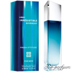 Givenchy Very Irresistible for Men Fresh Attitude (Живанши Вери Иррезистибл фо Мен Фреш Эттитьюд)