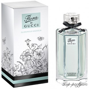 Gucci Flora by Gucci Glamorous Magnolia (Гуччи Флора Бай Гуччи Гламурос Магнолия)