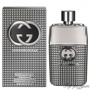 Gucci Guilty Stud Limited Edition pour Homme (Гуччи Гилти Студ Лимитед Эдишен пур Хом)