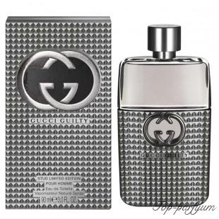 Gucci Guilty Stud Limited Edition pour Homme (Гуччи Гилти Студ Лимитед Эдишен пур Хом)