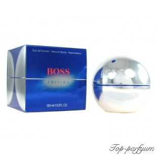 Hugo Boss Boss In Motion Edition Electric (Хьюго Босс Босс Ин Моушн Эдишен Электрик)