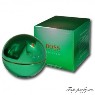 Hugo Boss Boss In Motion Edition Green (Хьюго Босс Босс Ин Моушн Эдишен Грин)