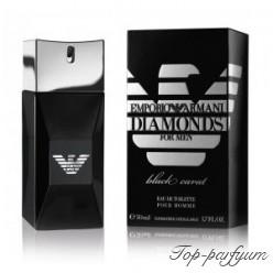 Emporio Armani Diamonds for Men Black (Эмпорио Армани Даймондс фо Мен Блэк)